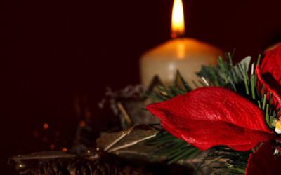 Weihnachten im Thüringer Wald